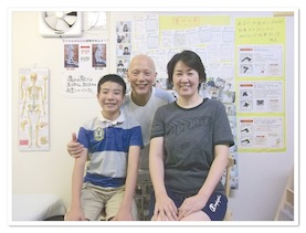 濱田夏美様 40歳 看護師 鹿児島県いちき串木野市