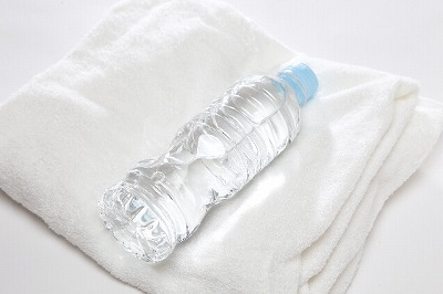 水分補給してますか?