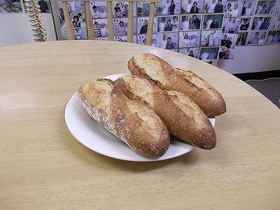 塩麹フランスパン
