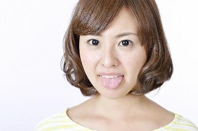 舌の健康チェック