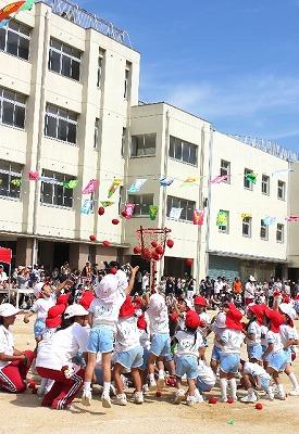春の大運動会